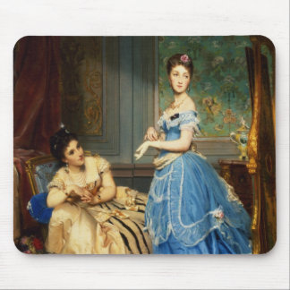 Getting Dressed, 1869 Mouse Pad