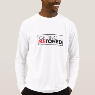 Getting Ketoned Fitted Shirt (Keto/Ketogenic Diet)