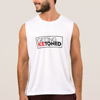 Getting Ketoned Tank Top (Keto/Ketogenic Diet)