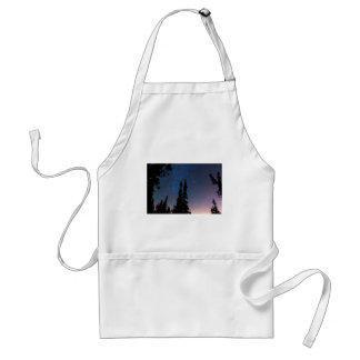 Getting Lost In A Night Sky Adult Apron