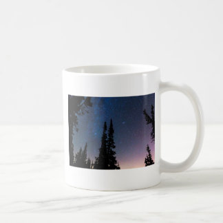 Getting Lost In A Night Sky Coffee Mug