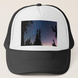 Getting Lost In A Night Sky Trucker Hat