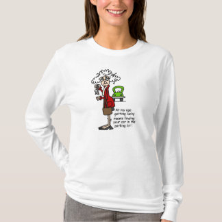 Getting Lucky Humor T-Shirt
