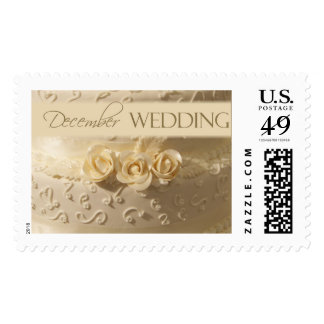 Getting married in December? Postage