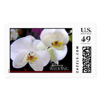 Getting married in February? Wedding Postage