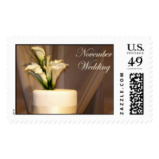 Getting married in November? Postage