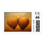 Getting married in October? Stamps
