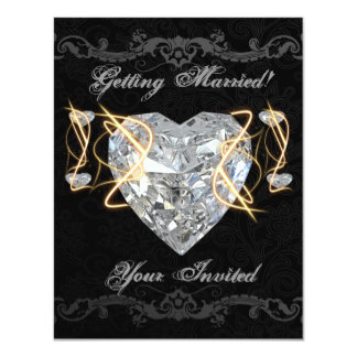 Getting Married Invitations