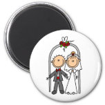 Getting Married Magnet Refrigerator Magnets