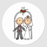 Getting Married Sticker