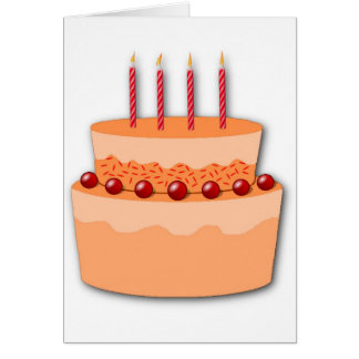 Getting Old Birthday Card (Large Print)