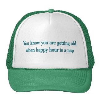 Getting Old Trucker Hat