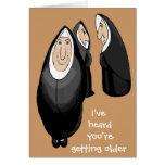 Getting older card