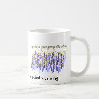 Getting Older Coffee Mug