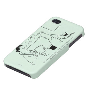 Getting Older iPhone 4 Case