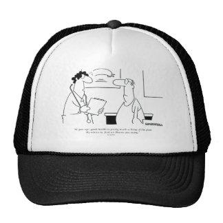 Getting Older Mesh Hat