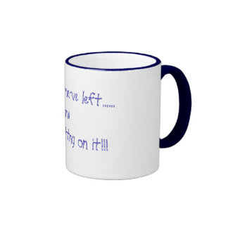 getting on my nerves coffee mug