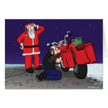 Getting on the Nice List Greeting Card