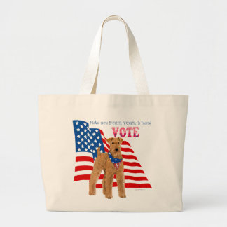 Getting out the VOTE Bags