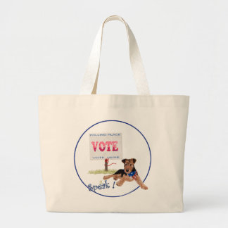 Getting out the VOTE Tote Bag