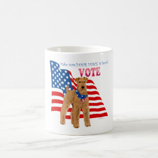 Getting out the VOTE Mugs