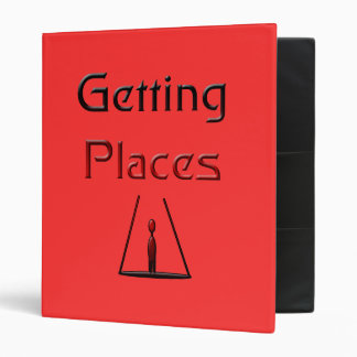 Getting Places Binder