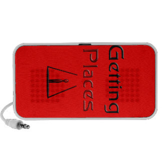 Getting Places Mp3 Speaker