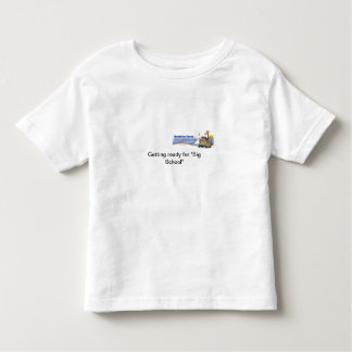 """Getting ready for """"Big School"""" Toddler T-shirt"""