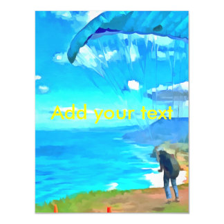 Getting ready to soar magnetic card