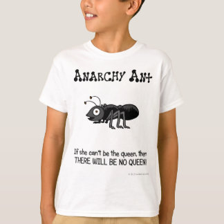 Getting rid of authority T-Shirt