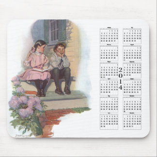 Getting Schooled -2014 Mouse Pad