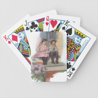 Getting Schooled Bicycle Playing Cards