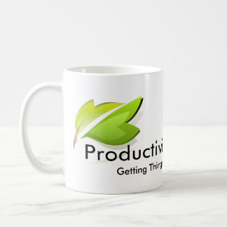 Getting Simple Things Done made Mugs
