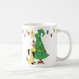 Getting the Star on Top Coffee Mug