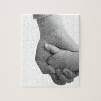 getting thing hands jigsaw puzzle