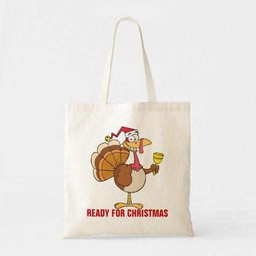 Getting Through the Holiday Season to Christmas Budget Tote Bag