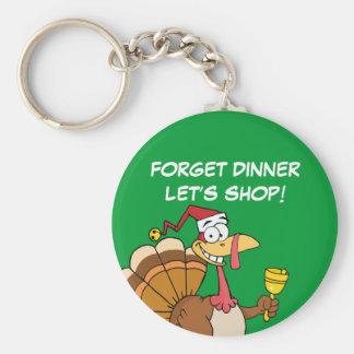 Getting Through the Holiday Season to Christmas Keychain