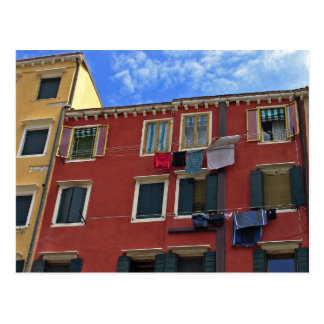 Getting to Know You Scenic Charm of Italy Postcard