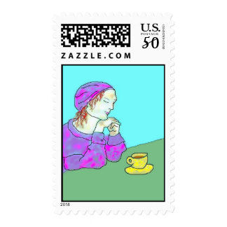 Getting Together Postage