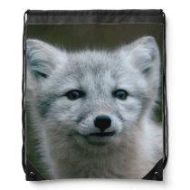 Getty Images | Arctic Fox Kit Drawstring Bag
