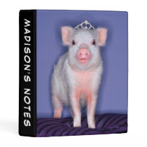 Getty Images | Prize Piglet Mini Binder