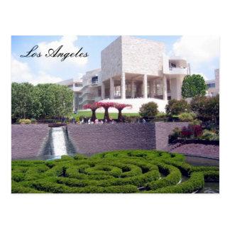 getty l.a. postcard