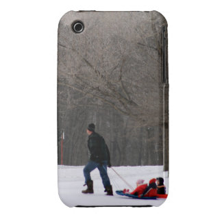 Getty-Up Daddy iPhone 3 Case