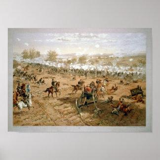 Gettysburg 1-3 de julio de 1863 posters