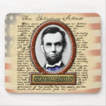 Gettysburg Address Mouse Pads