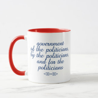 Gettysburg Address ~ Revised Mug