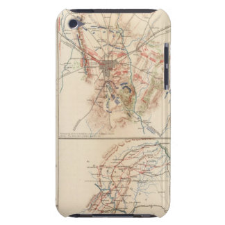 Gettysburg Barely There iPod Cases