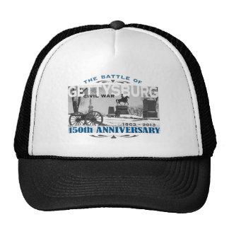 Gettysburg Battle 150 Anniversary Trucker Hat