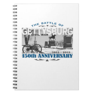 Gettysburg Battle 150 Anniversary Journals