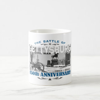Gettysburg Battle 150 Anniversary Coffee Mug